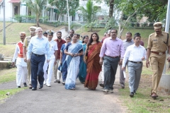 Kerala Raj Bhavan Herbal Garden Inauguration